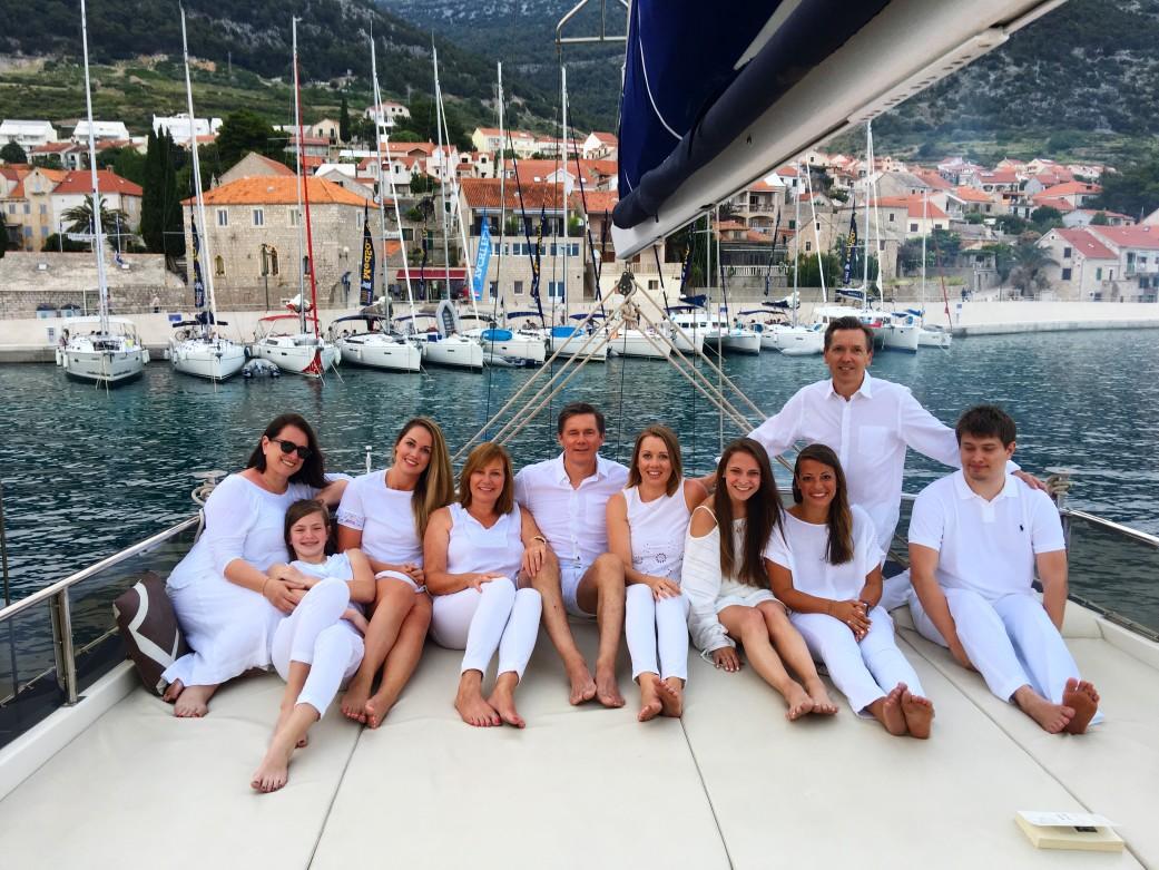 Beautiful Jackson Family