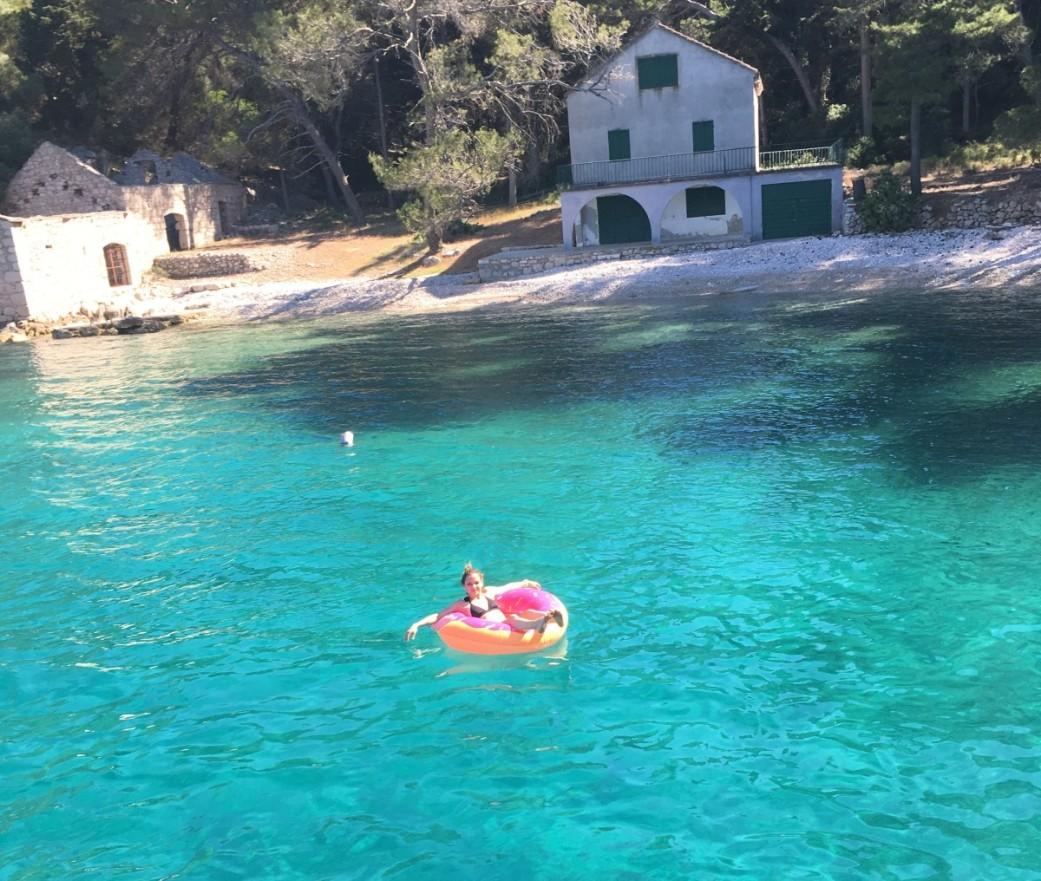 Crystal Clear Adriatic